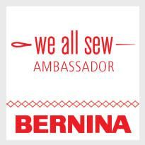 BERNINA We All Sew Blog